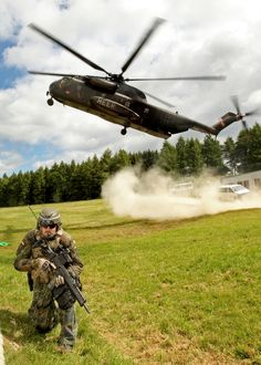 German Army Bundeswehr TCCC (Tactical Combat Casualty Care) exercise I was one of those guys during my service...