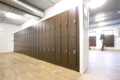 Digilock lockers provide a secure storage for personal belongings in any environment.