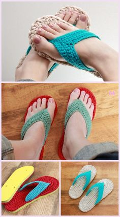 Adult Gladiator Flip Flop Sandals Crochet Pattern Informations About Adult Flip Flop Sandals Crochet Patterns Free & Paid Pin You can easily use my pr Crochet Boots, Crochet Slippers, Mode Crochet, Crochet Baby, Crochet Designs, Crochet Patterns, Easy Patterns, Crochet Ideas, Crochet Slipper Pattern