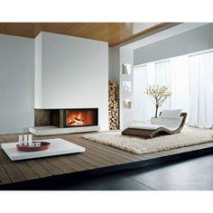 Камин на твердом топливе MCZ Modigliani 115 Камин MCZ Modigliani – это пристенно-угловой камин с облицовкой, выполненной из полированного камня Канфанаро и огнеупорной стали с эффектом зацарапанного аллюминия. Данная облицовка устанавливается с топками Forma 95 wood и Forma 115 wood. Кроме того, безоговорочным преимуществом облицовки MCZ является их непритязательность к уходу – эти конструкции способны десятилетиями сохранять свой безупречный и благородный внешний вид. Благодаря своему…