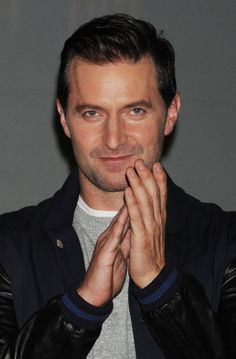 """Hello I'm Richard Armitage, and I'm here to teach the world what the definition of gorgeous REALLY is; Richard. Crispin. Armitage."""