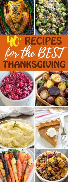 Best Thanksgiving Recipes | Easy Homemade Thanksgiving Food