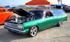64 Chevelle wagon