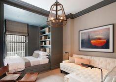 flexible guest room plan