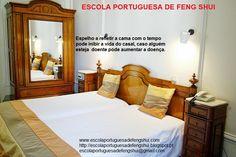 Escola Portuguesa de Feng Shui: ESPELHOS NO QUARTO