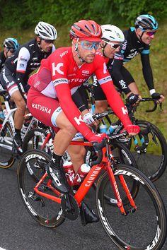 #TDF2016 103th Tour de France 2016 / Stage 2 Marco HALLER / SaintLo CherbourgenCotentin / TDF /