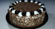 Tort Pădurea Neagră Tiramisu, Ethnic Recipes, Food, Essen, Meals, Tiramisu Cake, Yemek, Eten
