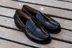 Sebago Classic Black