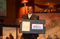 """Apostle H.D Wilson """"From The Table To The Towel"""" 3/3/13"""