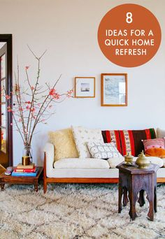 8 Ideas for a Quick Home Refresh | eBay