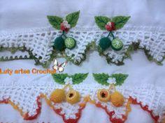 Luty Artes Crochet: Novidades