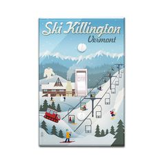 Shop for Ski Breckenridge CO- Retro Ski Resort - LP Artwork (Light Switchplate Cover). Get free delivery On EVERYTHING* Overstock - Your Online Light Bulbs & Lighting Accessories Store! Switch Plate Covers, Light Switch Plates, Light Switch Covers, Artwork Lighting, Cool Lighting, Modern Photography, Antique Maps, Home Office Decor, Retro