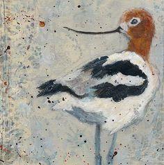 Little Souls Series | Janet Bradish Studios Wonderful Images, Beast, Studios, Birds, Nature, Painting, Animals, Naturaleza, Animales