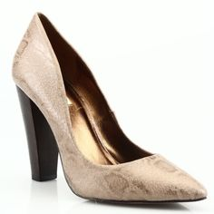 Cynthia Vincent Metallic Faux Snake Skin Heels Leather material. Insole: 9in, Heel: 4in, Width: 3in. Cynthia Vincent Shoes Heels
