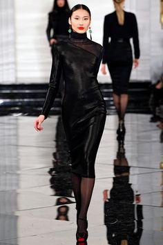 Ralph Lauren Fall 2011 Ready-to-Wear Fashion Show - Lela Rose