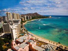 Waikiki Beach, Oahu : Top 10 Hawaiian Beaches : TravelChannel.com