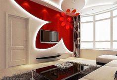 Living Room False Ceiling Designs Pictures