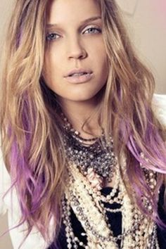 Ombre Hair added by HLM<3