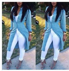 Loving this look Look Fashion, Fashion Outfits, Fashion Trends, Classy Fashion, Fashion Fashion, Fashion Inspiration, Stylish Outfits, Cute Outfits, Stylish Clothes