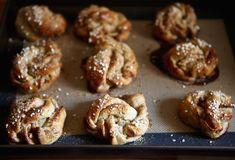 To celebrate the official Cinnamon Bun Day, make this seasonal twist on a Swedish classic.