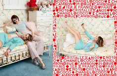 Nasty Gal Launches the Ultimate Score Vintage Chanel Lookbook