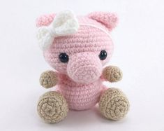 Piglet Amigurumi Free Pattern : Make it: willie the pig free crochet pattern thanks so for