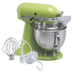 KitchenAid Artisan 5 qt. Stand Mixer - Green Apple
