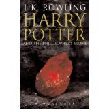 Harry Potter and the Philosopher's Stone (Hardcover)By J. K. Rowling