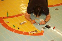 Doktor interiéru - Oprava odštípnutého keramického obkladu keramickým tmelem Kerami-Fill®, #oprava, #obklady, #dlažba, #keramika, #repair, #Instandsetzung, #Reparatur, #sanita, #glazura, #tiles