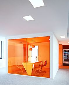 Groupon Corporate Office Design, Workplace Design, Office Interior Design, Corporate Offices, Space Interiors, Office Interiors, Office Walls, Office Decor, Architecture Office