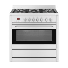ancona gourmet dual fuel with convection oven range