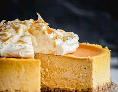 Keto Pumpkin CheesecakePumpkin Cheesecake day and this pumpkin cheesecake is a mixed nuts crust, topped with a rich and creamy pumpkin cream cheese filling, all baked to golden brown perfection.This low-carb dessert is more involved than most treats but so worth it. It will make an impressive dessert for your Thanksgiving, Christmas and New Year's table!Keto Pumpkin Cheesecake