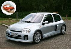 World Of Classic Cars: Renault Clio V6 2001 - World Of Classic Cars -