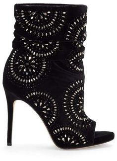 00b0aafebed1 Imagine Vince Camuto Delore – Jeweled Scrunch Bootie by Vince Camuto