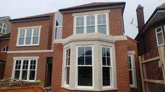 Sash Windows, Mansions, House Styles, Home Decor, Image, Sliding Windows, Luxury Houses, Interior Design, Home Interior Design