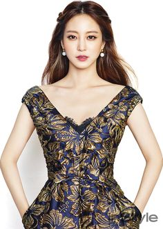 Han Ye Seul - InStyle Magazine July Issue '16