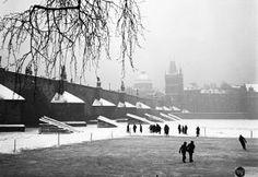 Zima v roce 1937 na záběrech Muzea hlavního města Prahy-Foto:Muzeum hlavního města Prahy