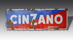 Cinzano Sign, a classic souvenir from a brand synonymous with sophistication. Perfect for Father's Day >  http://www.gamesroomcompany.com/Product_Catalogue/Artwork/Vintage_Metal_Signs/Cinzano_Sign_12058 #FathersDay #Gift #Cinzano
