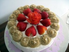 One of my favourite Chinese Bakery Cakes :)