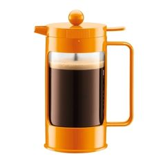 Bodum's Bean French Press in 5 colors...$29.99..love french press coffee...so rich and full