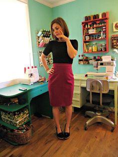 By Hand London Charlotte Skirt