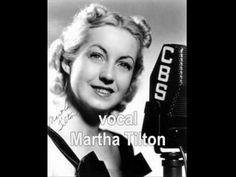 Benny Goodman, Martha Tilton - AND THE ANGELS SING