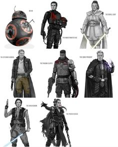Whats your favorite alternate Star Wars: The Last Jedi character? Art by - Star Wars Vader - Ideas of Star Wars Vader - Whats your favorite alternate Star Wars: The Last Jedi character? Star Wars Fan Art, Star Wars Facts, Star Wars Concept Art, Star Wars Clone Wars, Star Wars Characters Pictures, Star Wars Pictures, Star Wars Images, Star Wars Trivia, Star Wars Outfits