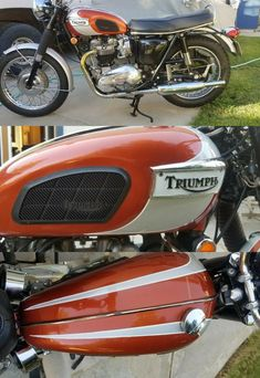 Triumph Motorcycles For Sale, Triumph Bonneville