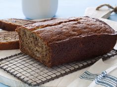 Banana Walnut Bread recipe from Food Network Kitchen via Food Network