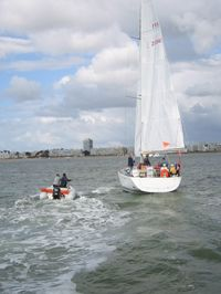 ASSOCIATION SILLAGE : VOILE HANDI-CAP !