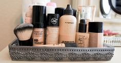 A Good Foundation makes a huge difference!!! I think it's ok to splurge when it comes to foundations and powders..