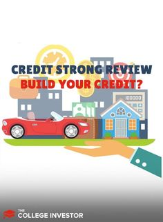 Credit Strong helps people build or improve their credit while simultaneously growing their savings. Learn how it all works in our review! My Credit Score, Build Credit, High Yield Savings, Student Loan Forgiveness, Money Safe, Credit Repair Services, Installment Loans, Unsecured Loans, Credit Bureaus