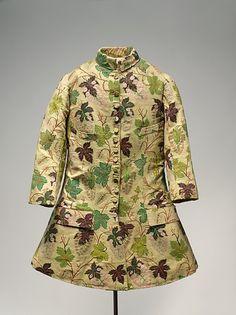 Late 19th century Indian child's coat via The Metropolitan Museum of Art