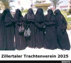 Zillertaler Trachtenverein 2025 | Lustige Bilder, Sprüche, Witze, echt lustig